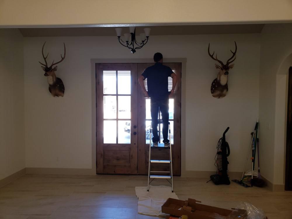 Hunter Douglas Vignettes with Literise in Kerrville, TX