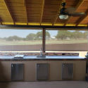 Insolroll Outdoor Shades Installed in Bulverde, TX