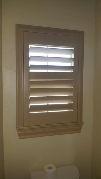 Custom Color Shutters in Kerrville, TX