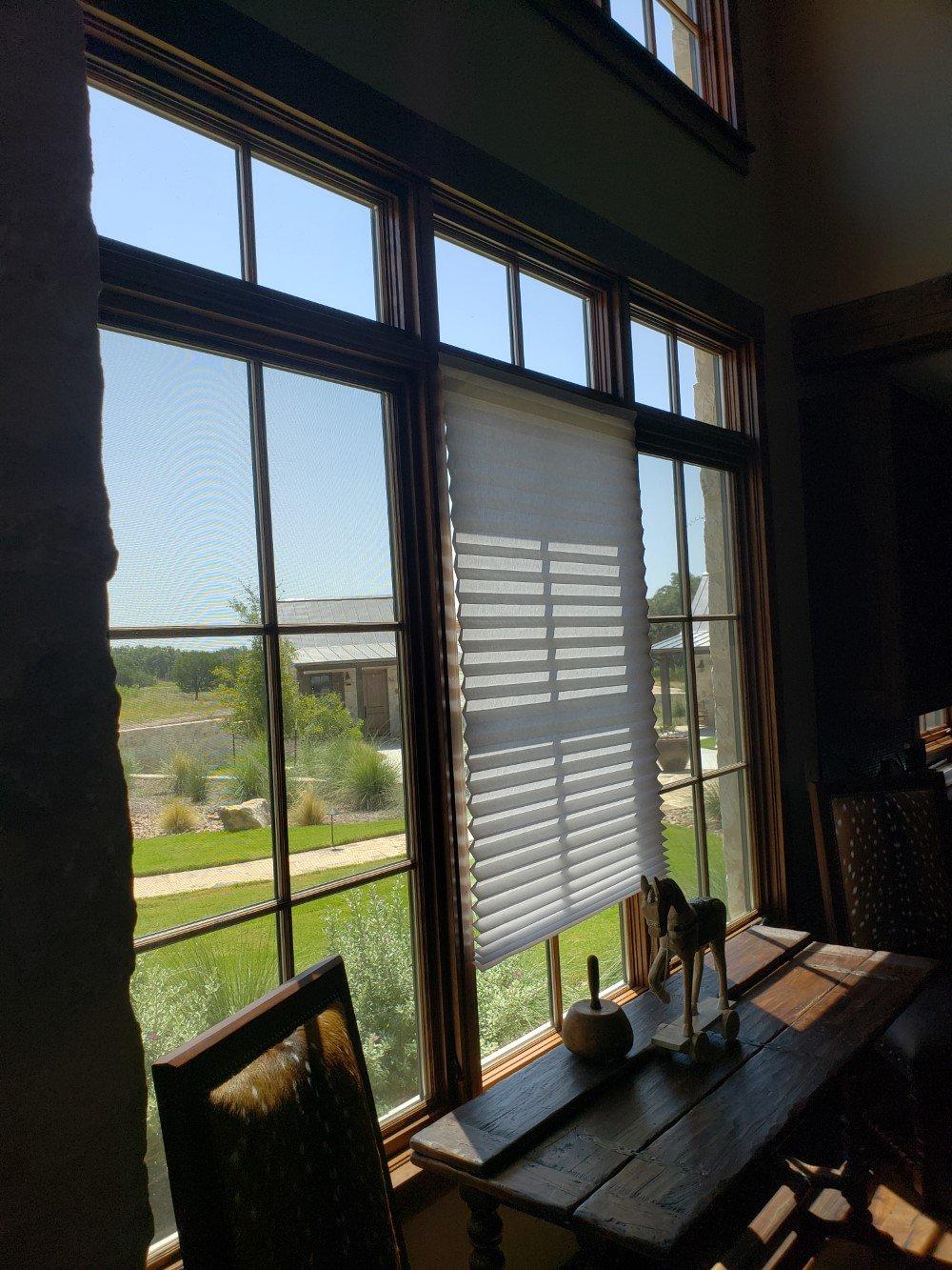 Louvolite Designer Shades in Fredericksburg, TX