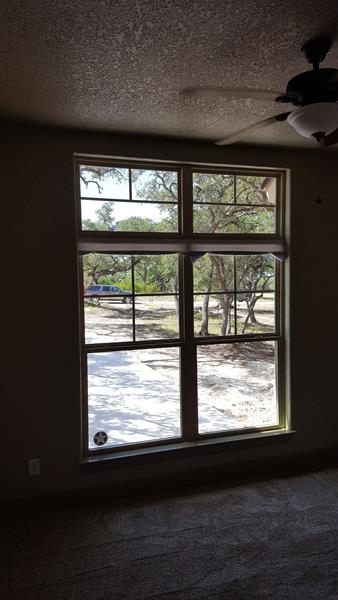 Motorized Hunter Douglas Shades Installed in San Antonio, TX
