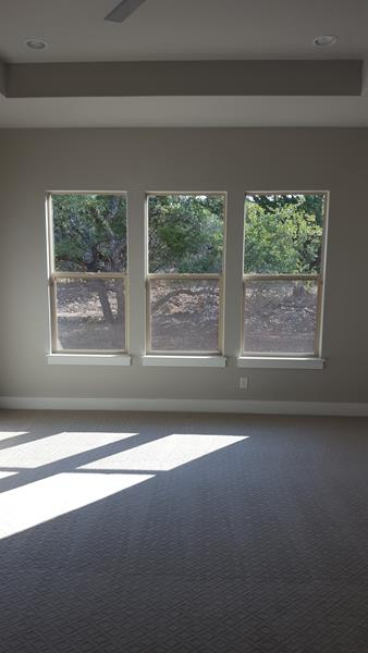 New Home Shutter installation in Spring Branch, TX