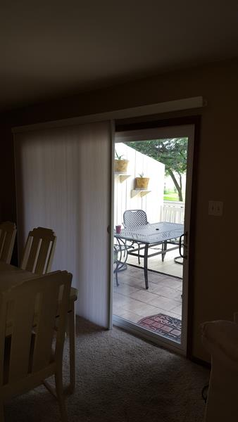 Ovation Cellular Shades Installation in Canyon Lake, TX