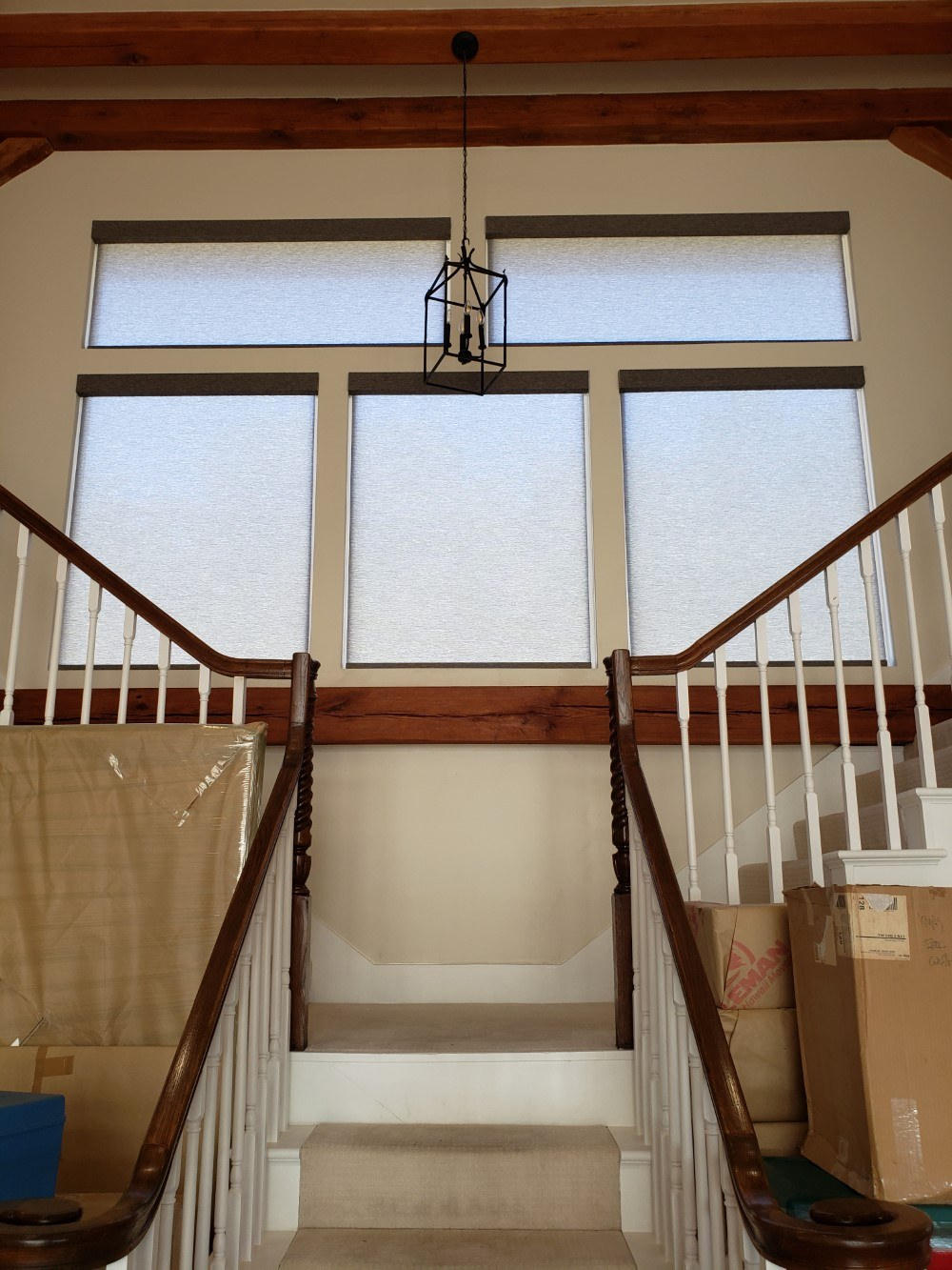 Smart Designer Motorized Shades in Canyon Lake, TX